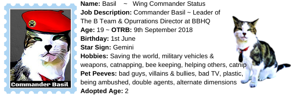 About Wing Commander at BBHQ ©BionicBasil®