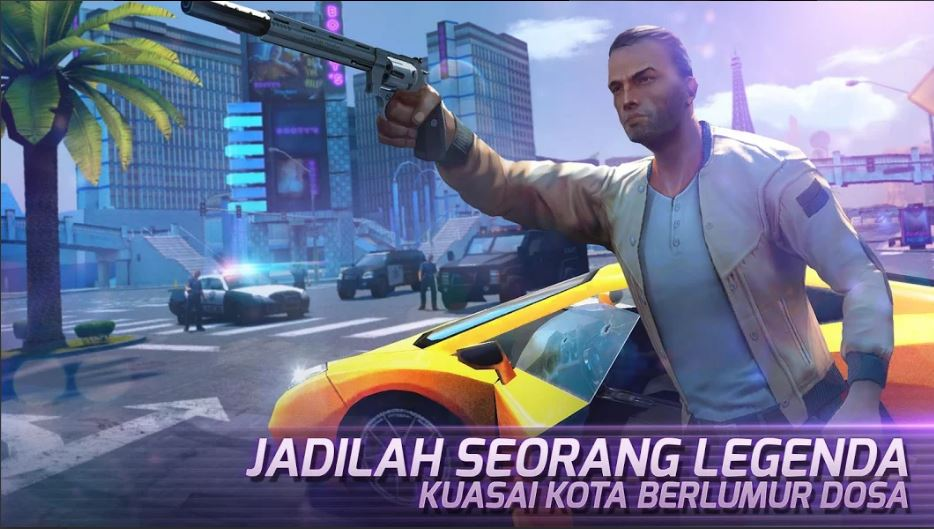 download Gangstar Vegas MOD APK 2