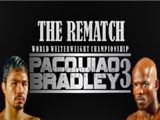 Manny Pacquiao vs Timothy Bradley 3 Rematch