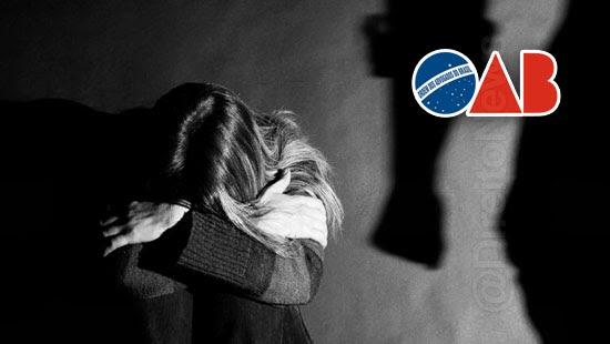 oab nacional agressoes resultar perda inscricao