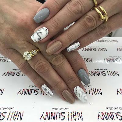 14 trendy nail designs for short nails 2019