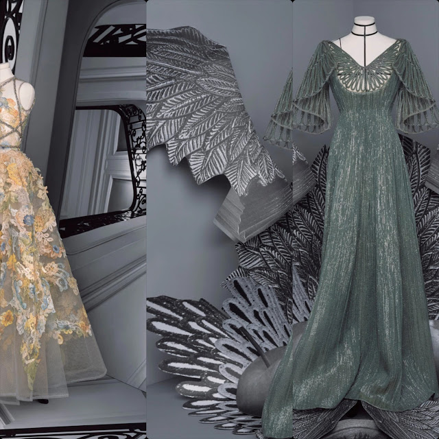 Christian Dior Haute Couture Fall-Winter 2020-2021 by RUNWAY MAGAZINE