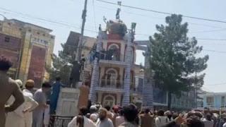 আফগানিস্তানে তালেবানবিরোধী বিক্ষোভ নিহত-৩