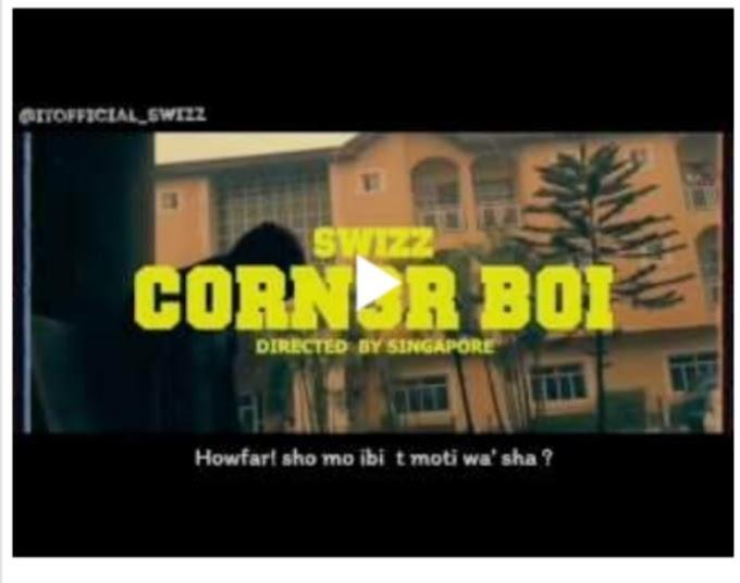 [Music Video] Swizz - Corn3r Boi Tha Ep Video