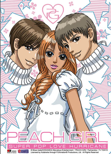 PEACH GIRL [25/25]  [CASTELLANO]  [MEGA]