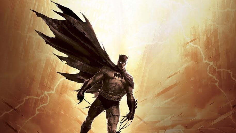 Batman, DC, Superhero, 4K, #6.1144