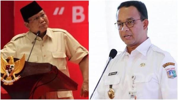 Cek Ombak, Simulasi Lawan Anies Bisa Jadi Penentu Nasib Prabowo Di 2024