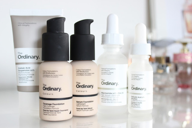 the ordinary, deciem, abnormal beauty company, foundation review, makeup, makeup review, skincare, affordable skincare, skincare review, acne, skincare for acne, acne prone skin