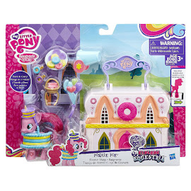 My Little Pony Folding Playset Pinkie Pie Brushable Pony