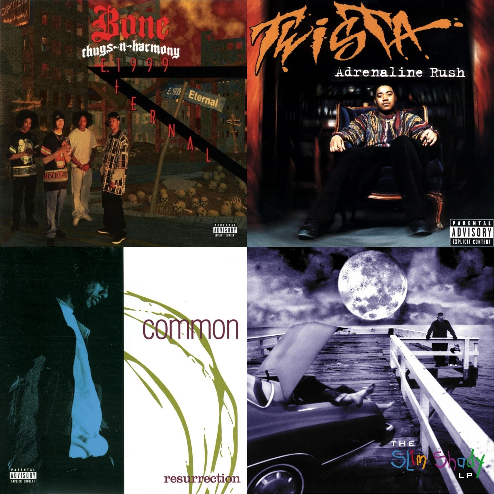 DAR Hip Hop: 9 Classic 90\'s Hip Hop Albums From The Midwest ...