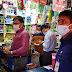 আটোয়ারীতে ভোক্তা অধিদপ্তরের  বাজার তদারকি