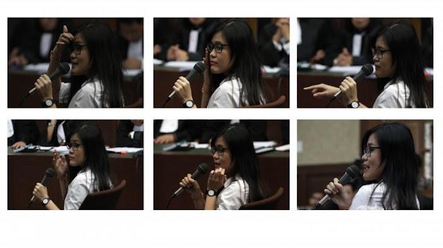 Jessica Kumolo Wongso Mengatakan Ia 'Dipaksa' Mengaku oleh Kombes Khrisna Murti Saat di Tahanan Polisi.