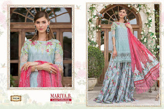 Shree Fab mariya B lawn Collection vol 2 pakistani Suits wholesale