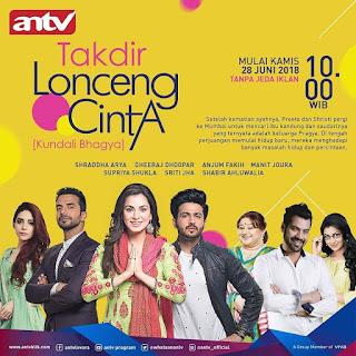 Sinopsis Takdir Lonceng Cinta Episode 45-46 (Versi ANTV)