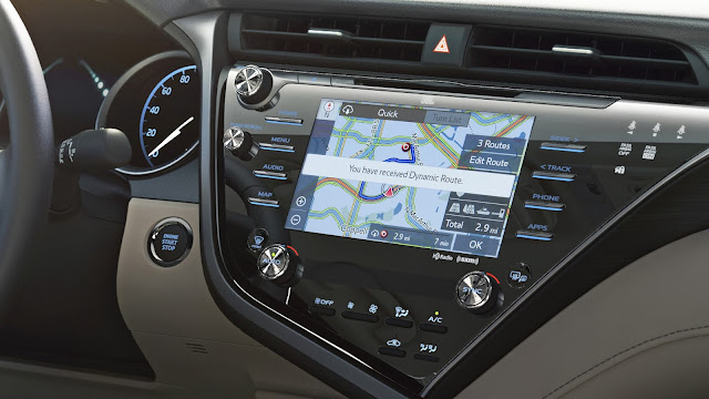 linux infotainment toyota