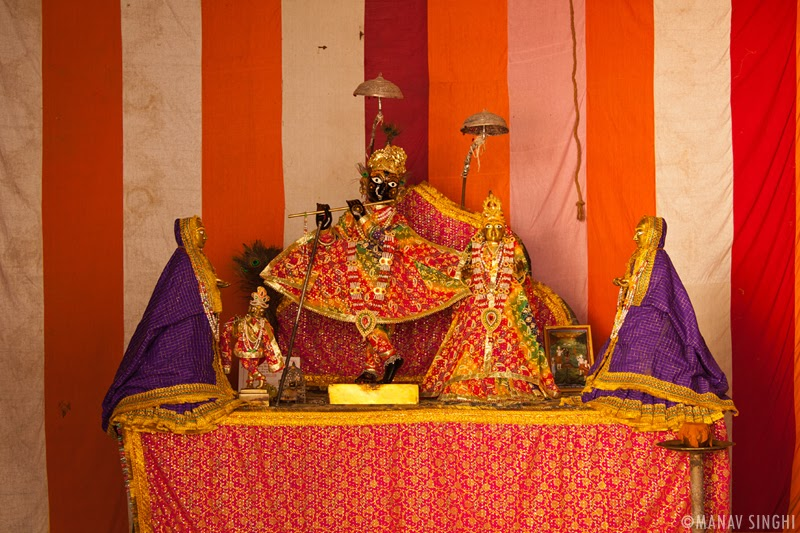 Aanand Krishn Bihari Ji Temple