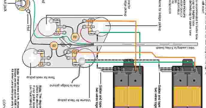 Gibson Les Paul    Wiring       Diagram        Wiring       Diagram    Service Manual PDF