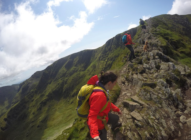 Striding edge, Helvellyn, Stand up paddling, Via Ferrata, climbing, Paragliding, Canoeing, canoe, paraglide, SUP, hiking, hike, trails, Kayaking, kayak, White Water Rafting, Canyoning, Best adventure activities to do whilst traveling, best adventures, best activities, things to do when travelling, traveling, travel, climb, Switzerland, uk,