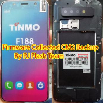 Tinmo F188 Flash File LCD Dead Fixed-100% test