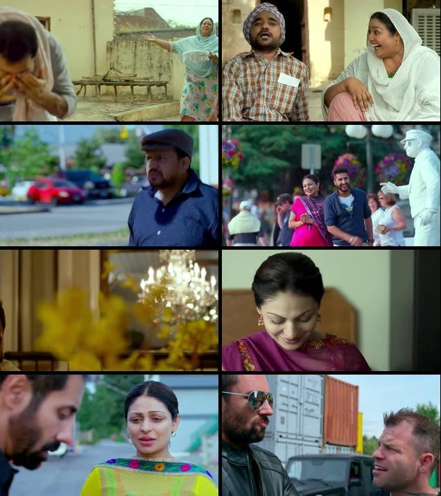 Channo Kamli Yaar Di 2016 Punjabi 480p HDRip
