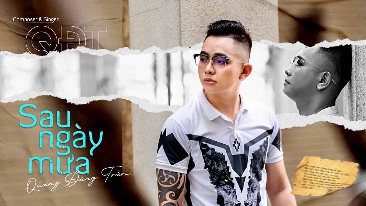 Acapella Vocal Sau ngày mưa - Quang Đăng Trần