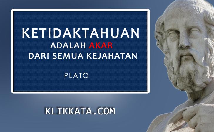 Kumpulan Quotes Hebat (Bijak dan Filosofis) Dari Pemikiran Plato
