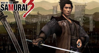 Way of the Samurai 3 Deluxe Edition Full Version