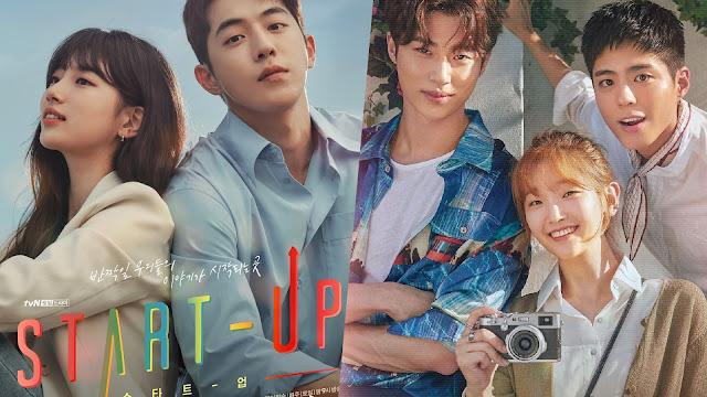 Netflix adiciona dublagem aos k-dramas 'Apostando Alto' e 'Passarela de Sonhos'