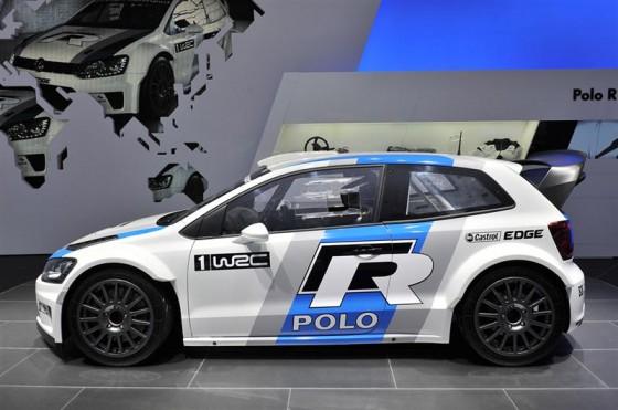 Car Barn Sport Volkswagen Polo R Wrc Concept Road 2012