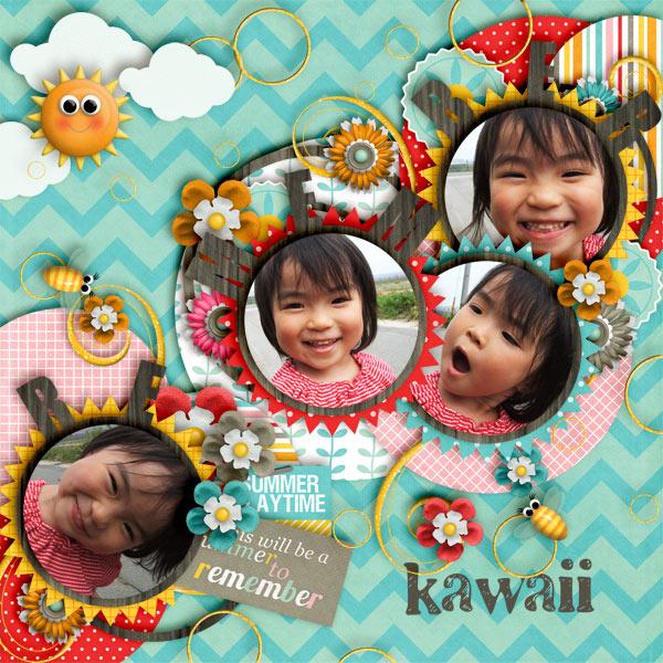 DSB  Kawaii