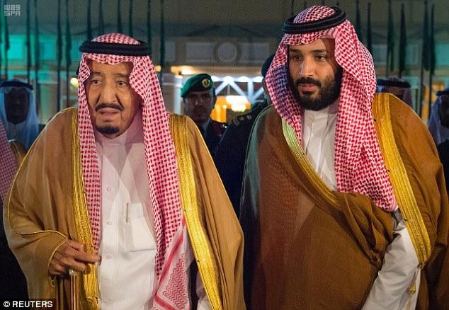 Aktivis Desak Inggris Batalkan Kunjungan Putra Mahkota Saudi