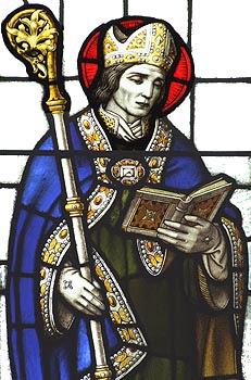 ST. BENEDICT Biscop