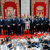 صور - احتفالات الفريق باللقب في كاتدرائية المودينا