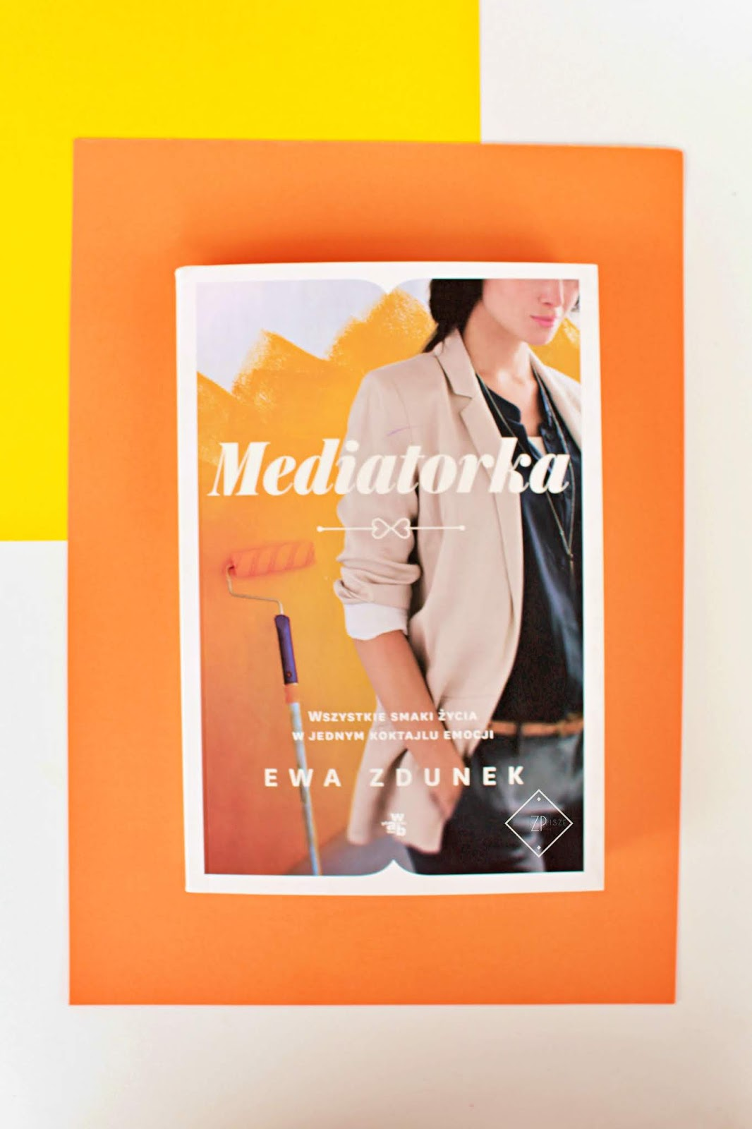 "Ewa Zdunek ""Mediatorka"" - recenzja książki"