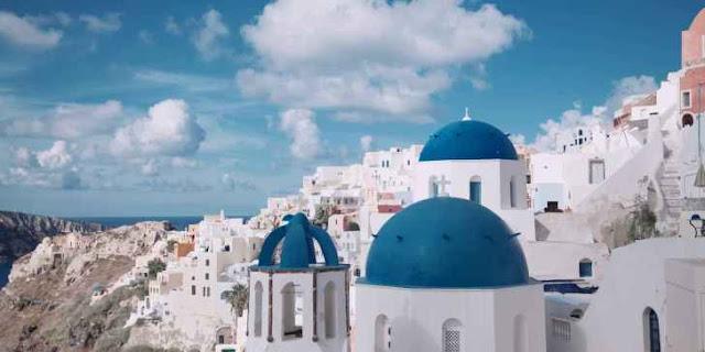 Oia Fira  Santorini Grecia
