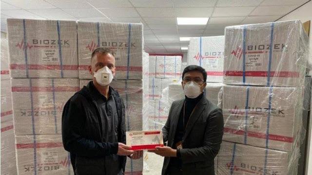 Mafia Alkes Terungkap, Rapid Test Merek Biozek Ternyata Buatan Cina dengan Kualitas Buruk