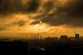 Poluição do ar e saúde: Como podemos agir? - Trabalho de Ciências