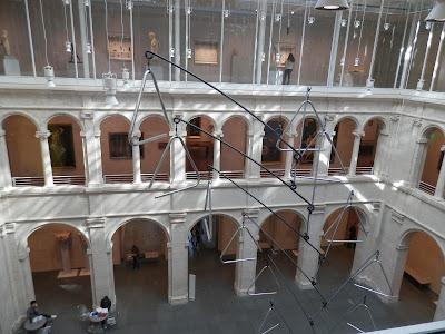 visite du Fogg Art Museum Harvard