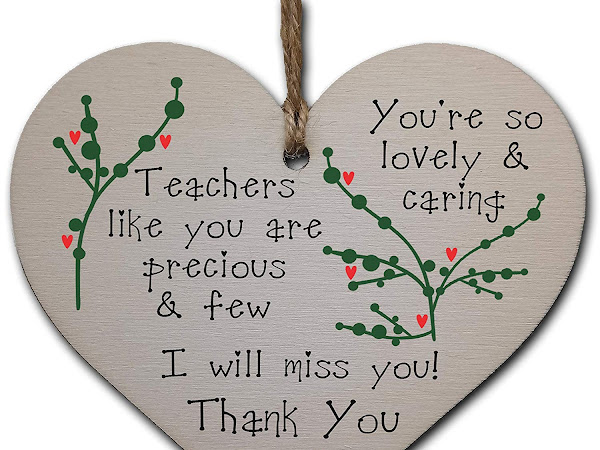 Gift Guide | Thank You Teacher