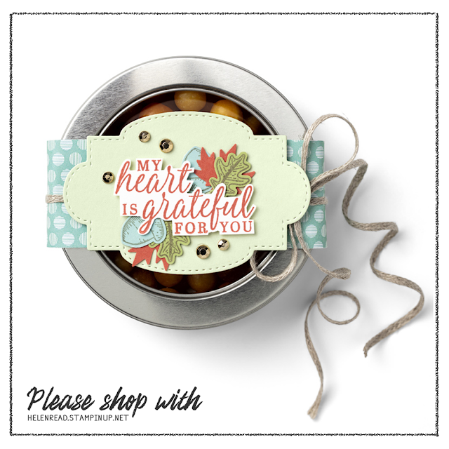 Beautiful Autumn Stampin Up