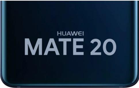 Huawei Mate 20 presenta Kirin 980 y carga inalámbrica Mate 20 Pro con huella digital en pantalla