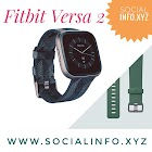 Fitbit new health and fitness smartwatch Versa 2