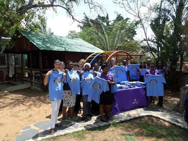 DASHA Foundation - Hollywoodbets Nelspruit - Donation - T-shirts
