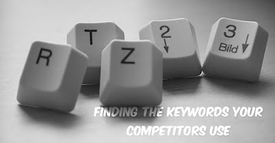 Finding the Keywords Your Competitors Use