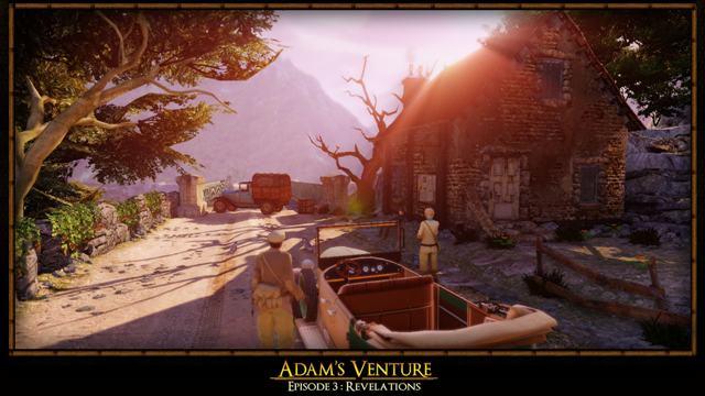 Adam's Venture 3 Revelations PC Full 2012 Descargar Skidrow