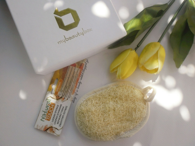 Natural Touch│ Loofah Sponge