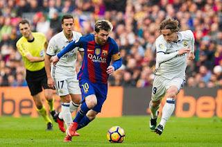 نتيجه مشاهده مباراه الكلاسيكو  ريال مدريد وبرشلونه اليوم 28-10-2018 انتهت بفوز ريال مدريد بنتيجه 5 - 1