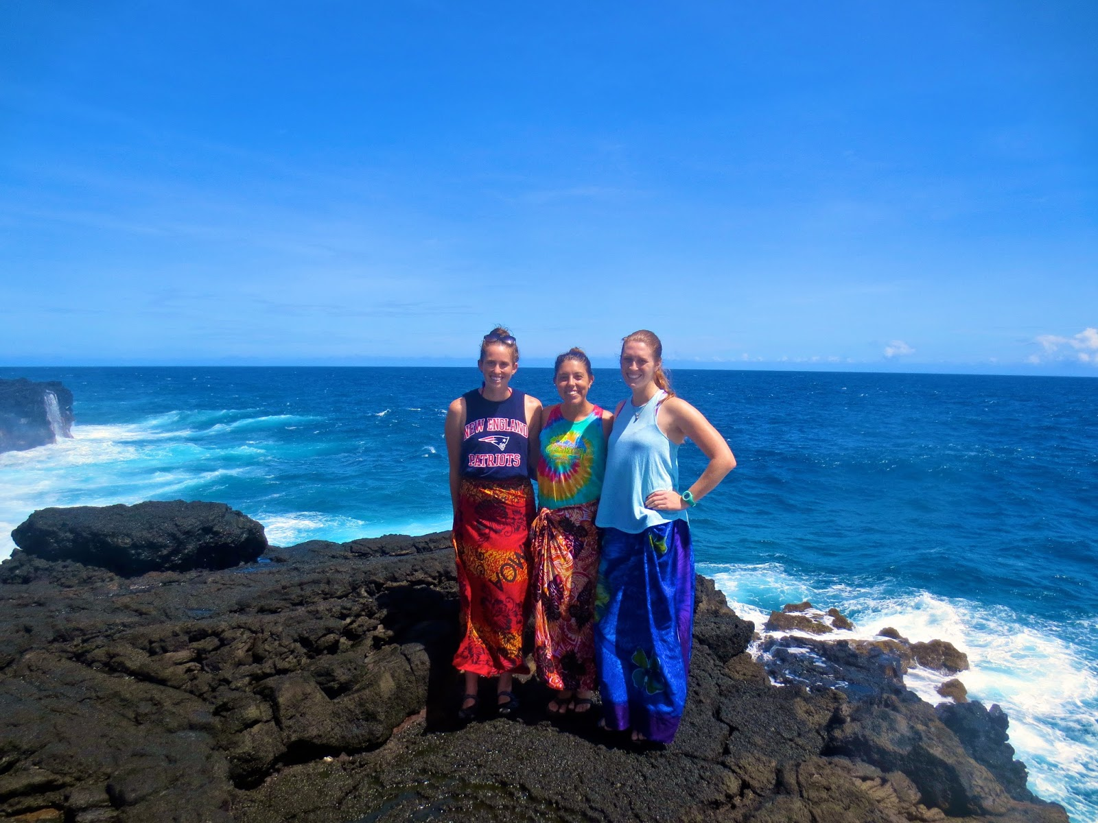 Maggie in American Samoa 2015
