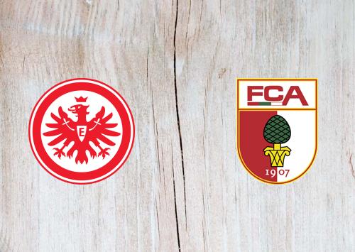Eintracht Frankfurt vs Augsburg -Highlights 20 April 2021