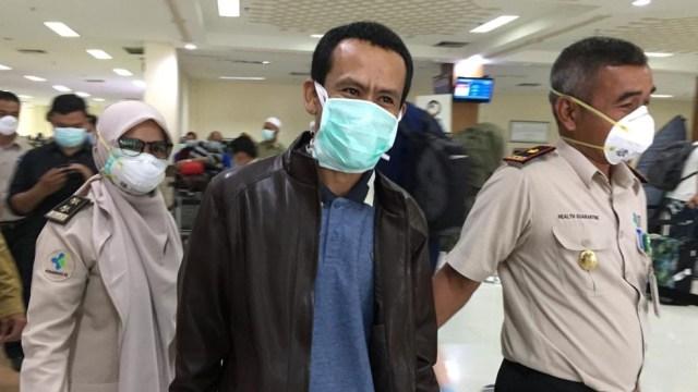 Cerita WNI di China Pulang ke Aceh Begitu Sholat Jumat Ditiadakan